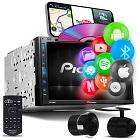 Rádios, Alto Falantes, Tweeter, Corneta, Sensores, Câmeras, Controles